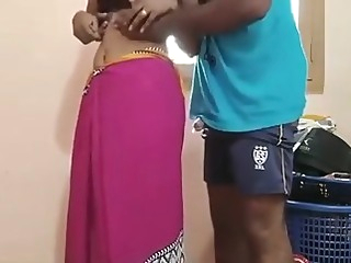 Indian mallu aunty fuck by my dad doggy style amateur straight video