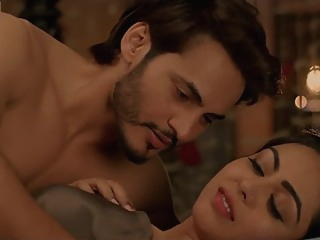 Hottest Sex Scene #1 From Halala (Ullu Original) 2019 anal celebrity indian video