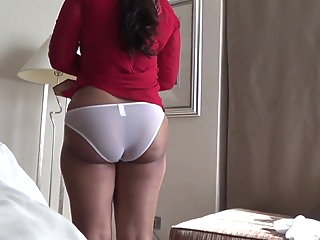 Fucking an Indian Aunty 1 amateur hd indian video