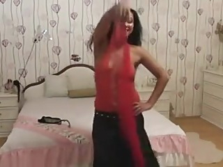 My sexy belly-dance video indian straight webcam video