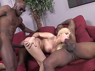 Anal anal big tits blonde video