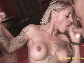 Power Pussy at Insomnia Night Cub (Part 4 of 4) - KINK bdsm big ass big tits video