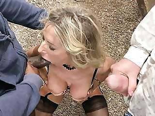 Sharing Mature HOT! Wife With BBC! - BlackedPL hardcore stockings interracial video