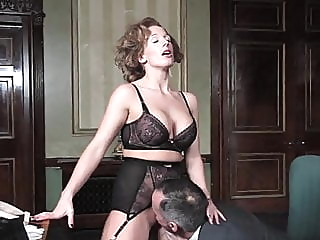 The Iron Lady's Garden milf garden ladies video