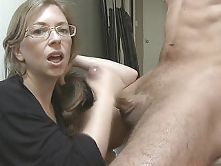 My Favourite Mistress cumshot handjob bdsm video