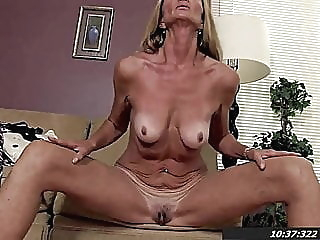 MILF anal blonde bisexual video