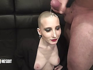 Cum on Buzzhead – Fetish blowjob hd videos high heels video