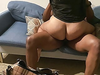 I am riding my BBC arab bukkake cuckold video