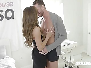 Aila Donovan - Come On blowjob brunette hardcore video