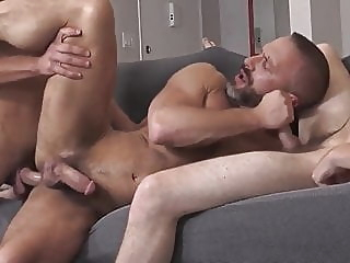 Dick caber dad and son fuck twink (gay) big cock (gay) blowjob (gay) video