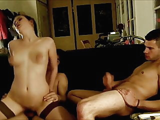 Sexy Mainstream Movie Cuckold Scene celebrity cumshot cuckold video