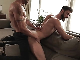 FX Rios & Jason Cox bareback (gay) blowjob (gay) hunk (gay) video