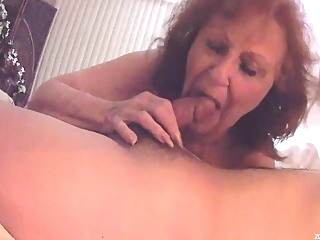 Horny Granny With Lovely Boobs Rides Young Cock amateur bbw big ass video