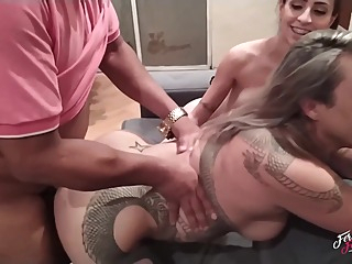 Fernandinha Fernandez Calls Friend With Big Cock To Fuck With Friend amateur big cock big tits video