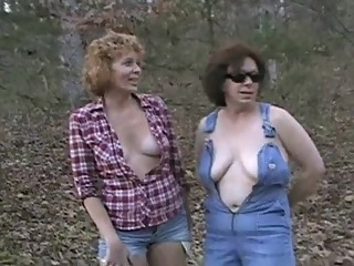 Sluts Suck Two Mature Guys Outdoors amateur big tits cumshot video