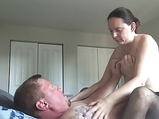 Wife's Sexy Legs And Feet Get Fucked And She Asks For Cum In Her Pussy amateur big cock couple video