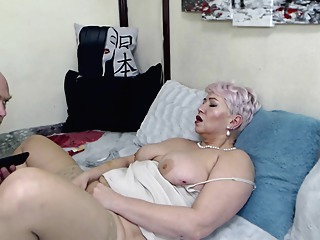 Hot Mature Russian Fisting Close Up... Hot Orgasm Of Mature Russian Milf & Wild Passionate Screams! amateur big tits blonde video