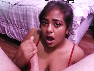 Busty 19 Year Old Deepthroats And Swallows Cum amateur arab big tits video