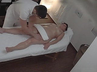CzechMassage Uncut -269 compilation straight cumshot video
