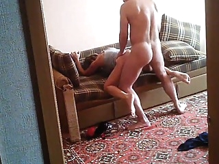 Sex with my girlfriend amateur creampie doggystyle video