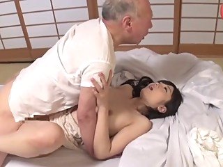 Father in law and daughter in law . amateur asian japanese video