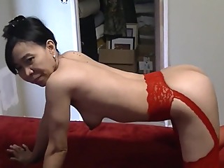 Gina Fucked by her Bull asian creampie cumshot video