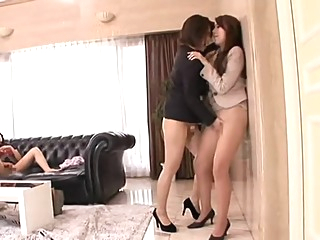 Japanese pantyhose asian fetish japanese video