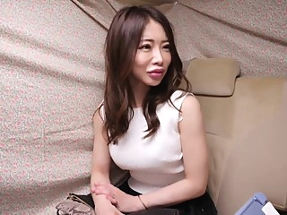 Crazy xxx scene MILF newest only here asian big tits casting video
