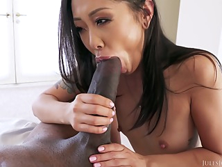 Anal from a black man with a large cock anal asian big cock video