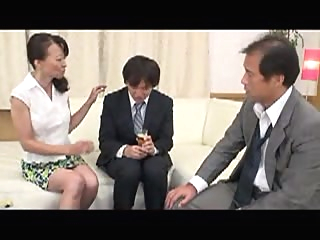 Japanes Wife And Boss Husband 02 japanese mature  video