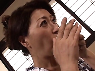 Mother attention blowjob japanese milf video