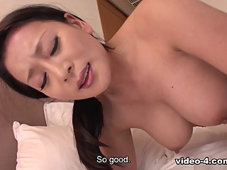 Rei Kitajima in Naughty maid Rei Kitajima fucked by client - JapanHDV asian big ass big tits video