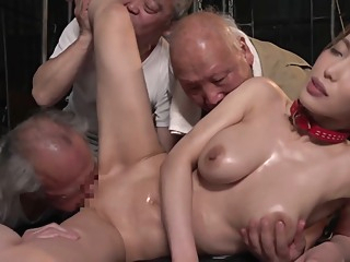 [lt19] Gvg-713 Big Tits Widow Gangbanged By Old Man And Become Sexual Slave Kimishima Mio asian big tits fetish video