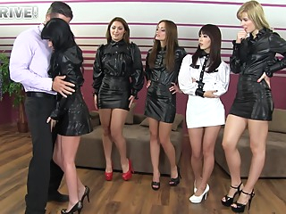 Marica Hase and Sophie Lynx Jessyka Swan Charlize Bella anal asian big tits video