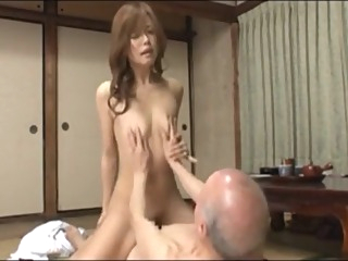 Daughter in Law Takes Care Father - Part 2 asian blowjob handjob video