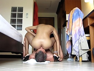 Lost in asia 1 asian cunnilingus pissing video