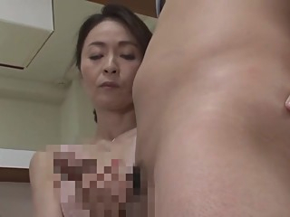 Mother In Law Can't Resist His Stepson japanese mature  video