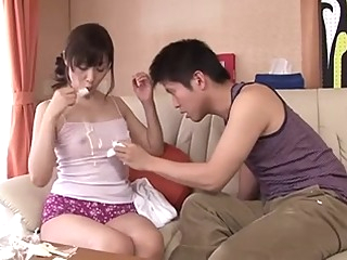unfaithful wife and the neighbor boy asian cuckold japanese video