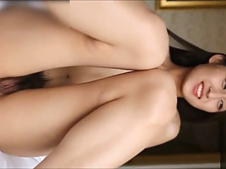 Sexy chinese nude model CHen Jingran juicy pussy playing by photogragher asian chinese pov video