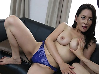 Rei Kitajima in Rei Kitajima is fucked so much by her young neighbour - JapanHDV asian big tits creampie video