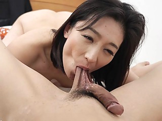 Hot Lady Boss Fucked By Employee - JapanHDV asian creampie cumshot video