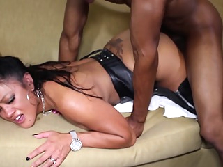 Intense Big Black Dick Anal Hardcore Squirting Cuckold Session anal big cock big tits video
