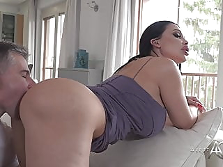 Aletta Ocean - Game Over 2021 4k XXX 2160p anal brunette milf video