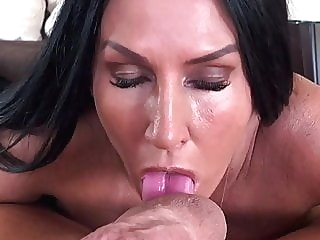 Dirty Talking MILF Queen anal squirting milf video