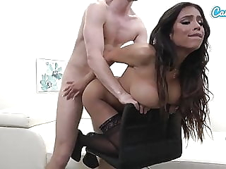 Autumn Falls - First Anal anal brunette hardcore video