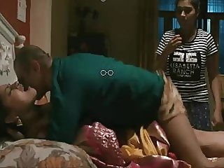 Indian desi husband fucked wife infront of sali web series milf indian softcore video