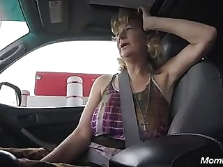 Vacations with my grandma blonde flashing old & young video