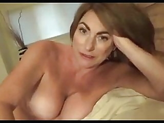 With Step Mom In Hotel amateur mature creampie video