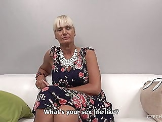 granny casting daniela amateur blonde hardcore video