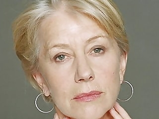 GRAND LADY HELEN MIRREN blonde celebrity mature video